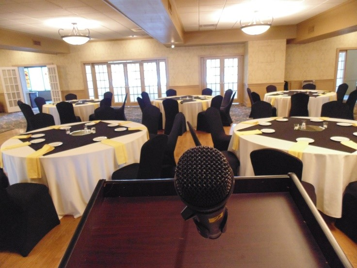 The Corporate Board Room at Lebanon Country Club